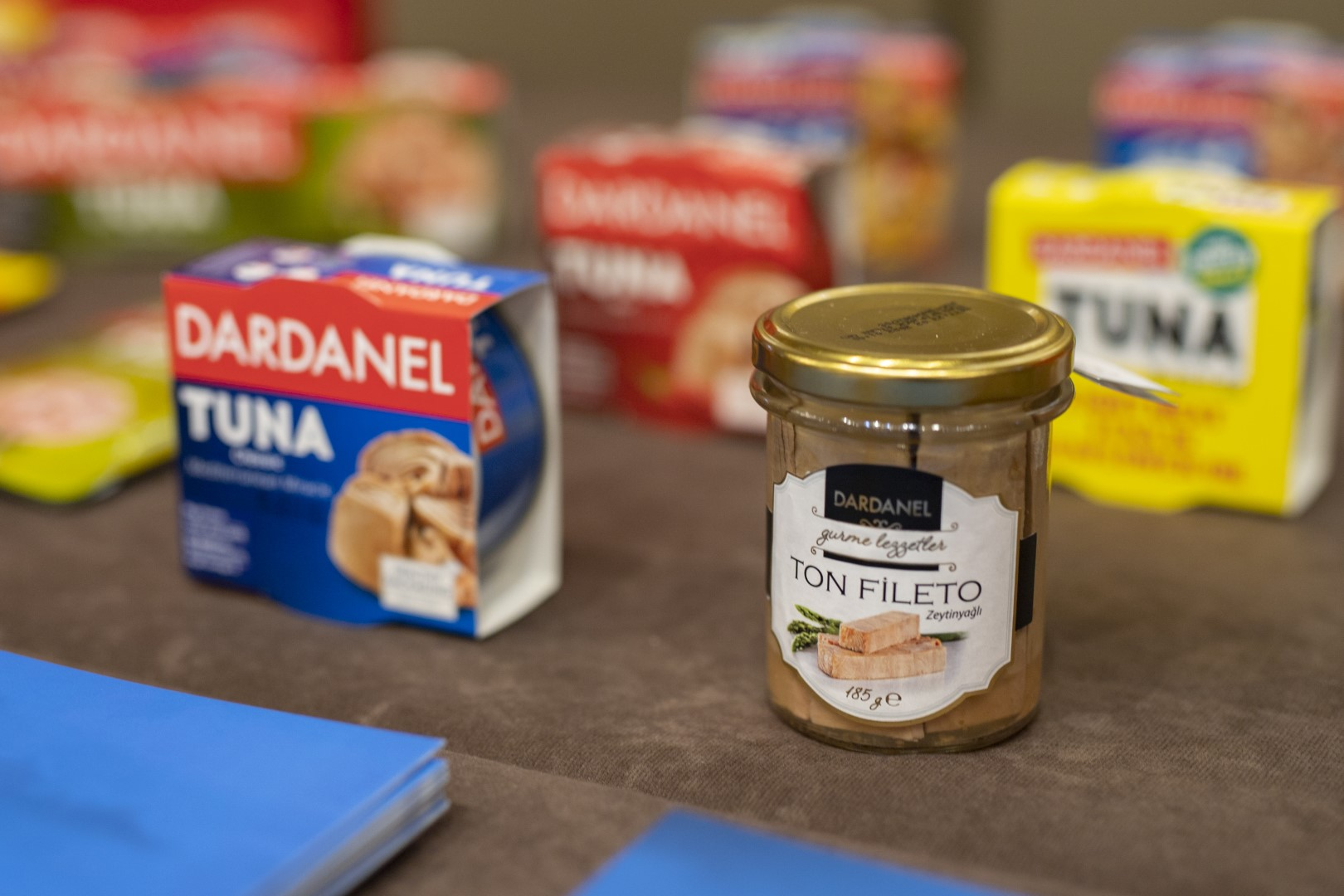 2020 Stamegna Virtual Meeting - Condiment and Canned Food