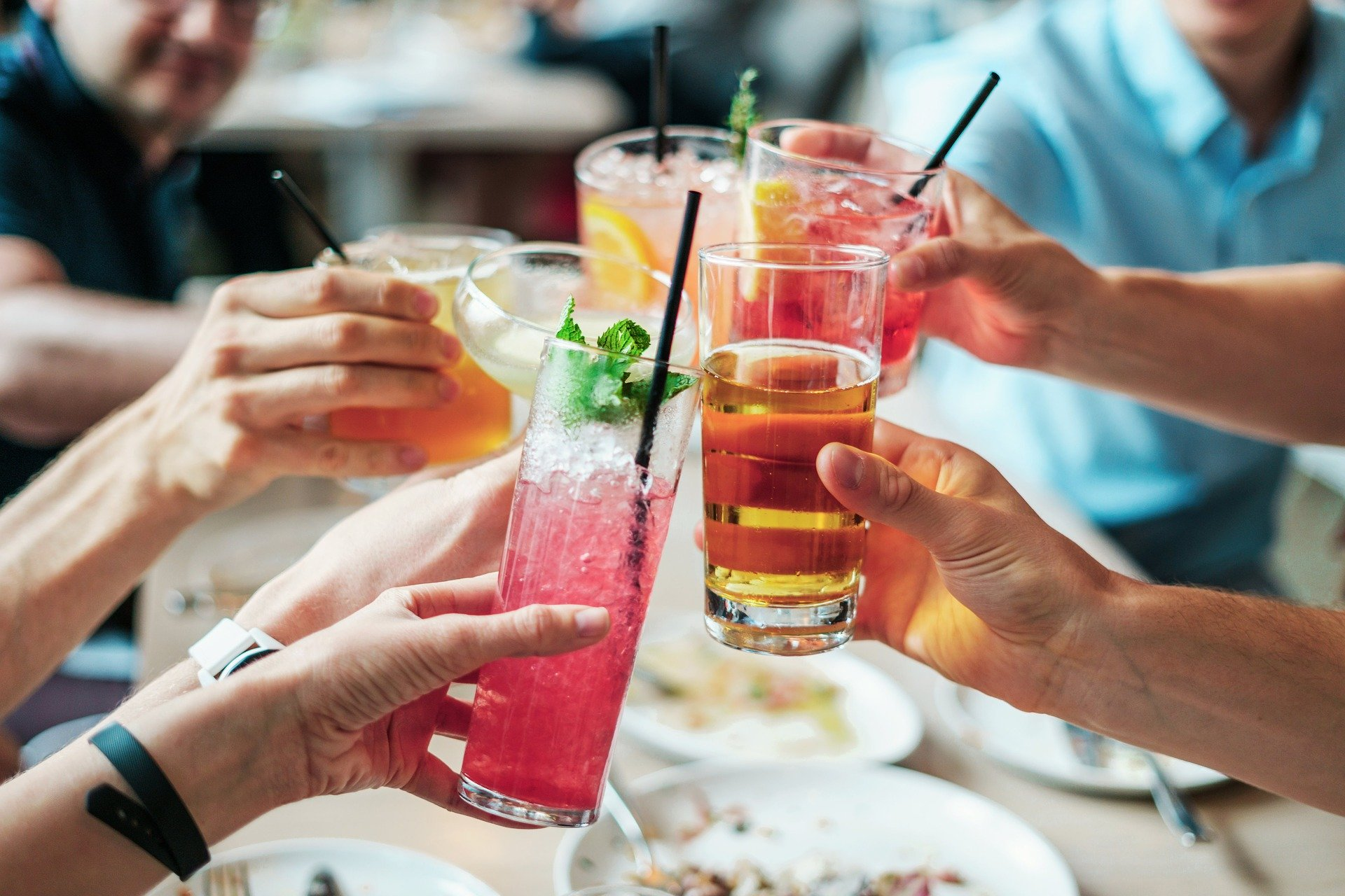 2020 Stamegna Virtual Meeting - Alcoholic- and non-Alcoholic Beverages, Coffee and Tea
