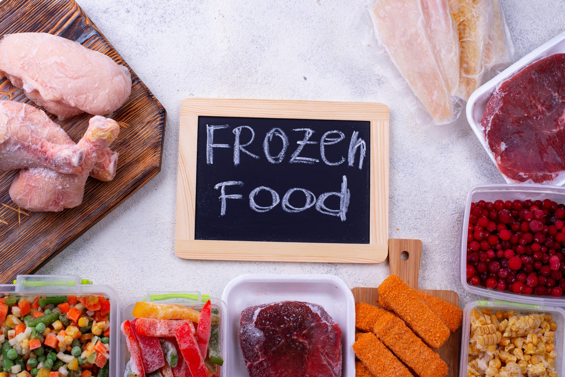 2021 Virtual Meeting - Frozen and Dairy Food