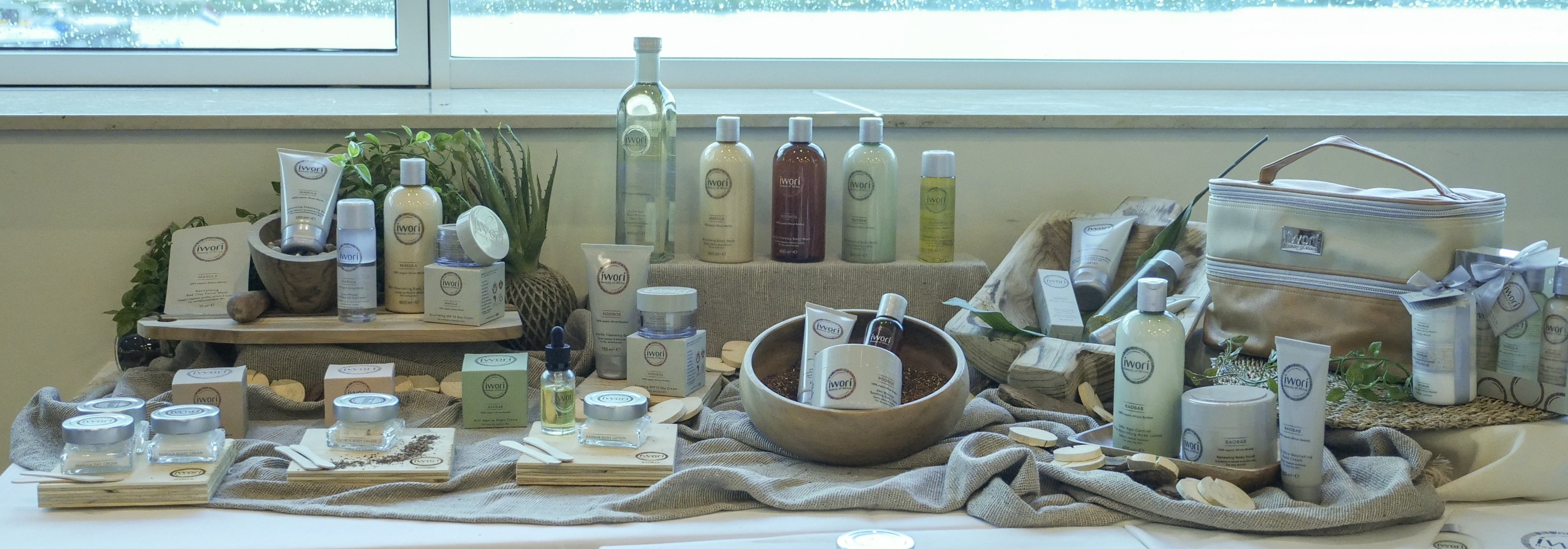 2019 Stamegna Network - Organic & Natural Beauty Care